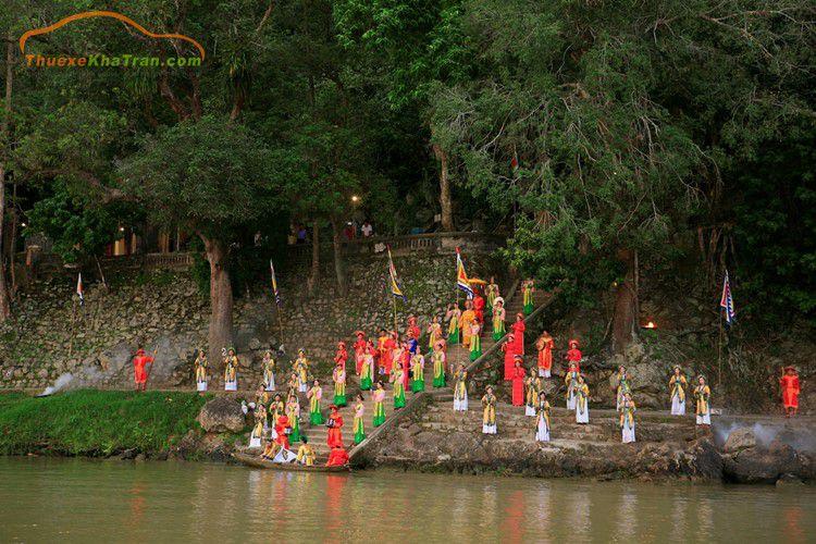 Điện Hòn Chén – Di tích gắn với nhiều giai thoại bậc nhất xứ Huế