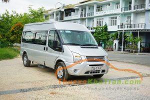 Thuê xe 16 chỗ Ford Transit tại Đà Nẵng