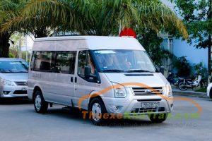 Thuê xe từ sân bay Đà Nẵng đi Huế