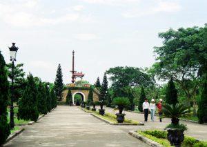 Thuê xe Đà Nẵng đi Thị xã Quảng Trị
