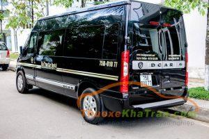 Thuê xe VIP Dcar Limousine tại Đà Nẵng, Huế, Hội An