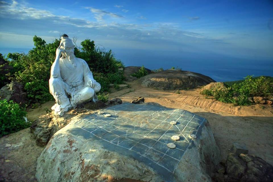 Đỉnh Bàn Cờ – Địa điểm tuyệt vời để ngắm cảnh Đà Nẵng
