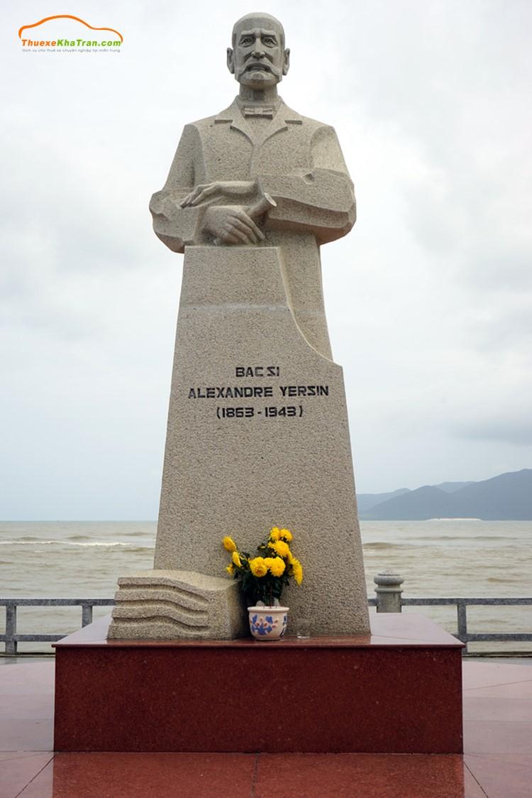 bác sĩ Alexandre Yersin
