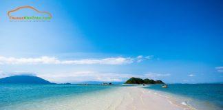 bãi biển đẹp nhất Nha Trang