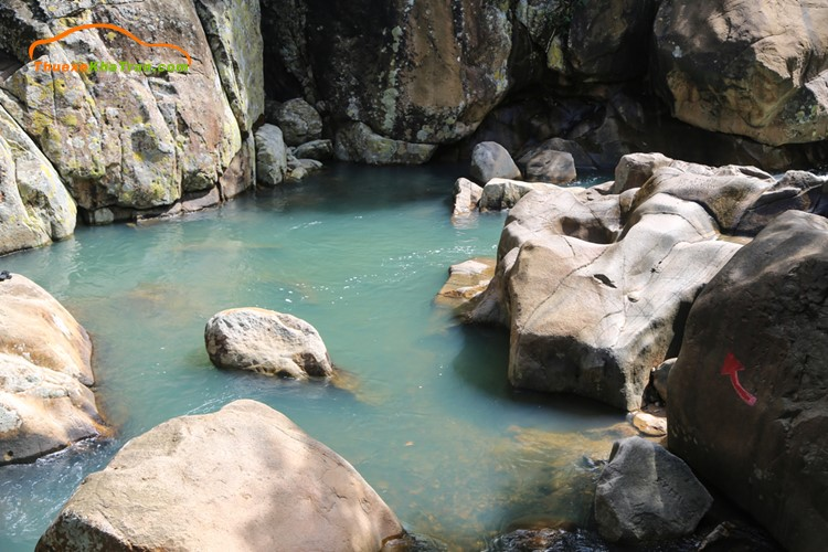thác Ba Hồ Nha Trang