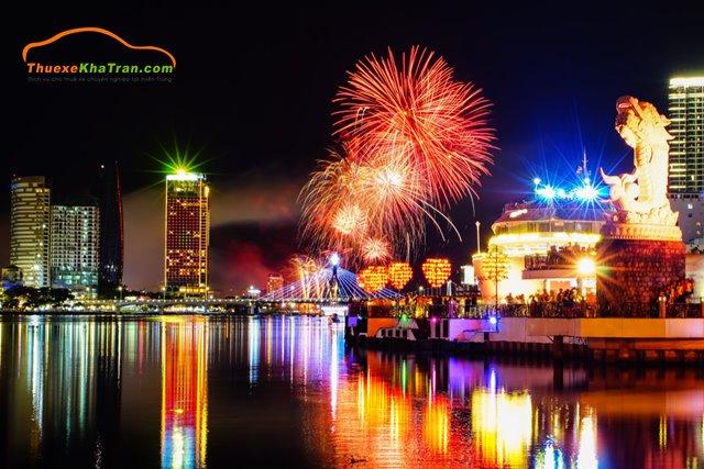 Lễ hội Pháo hoa DIFF Đà Nẵng 2019 rực rỡ, mới mẻ và hoành tráng
