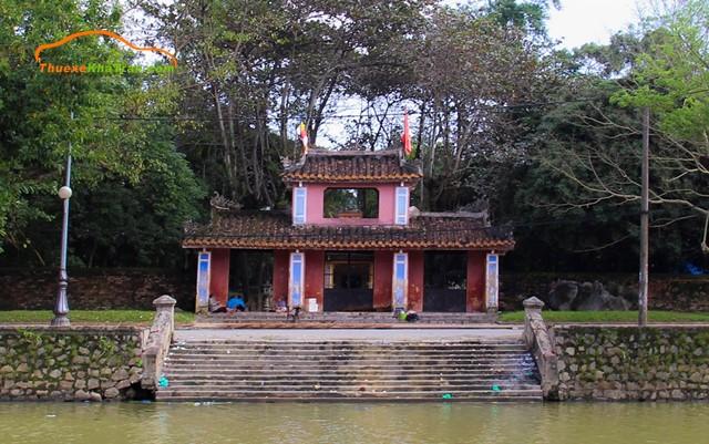 chùa thiền lâm ở huế địa chỉ