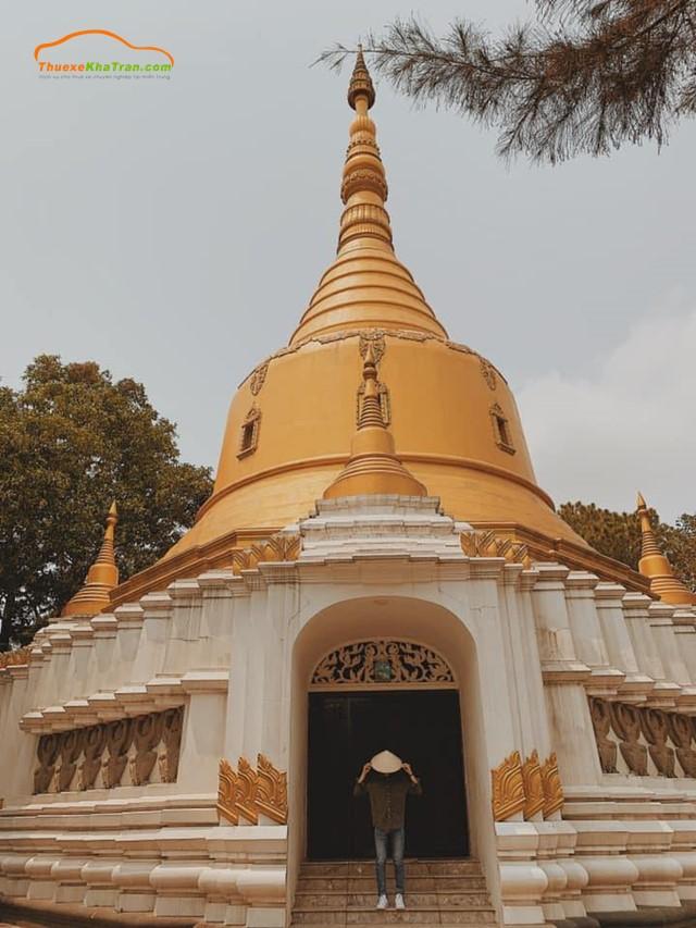 địa chỉ chùa thiền lâm