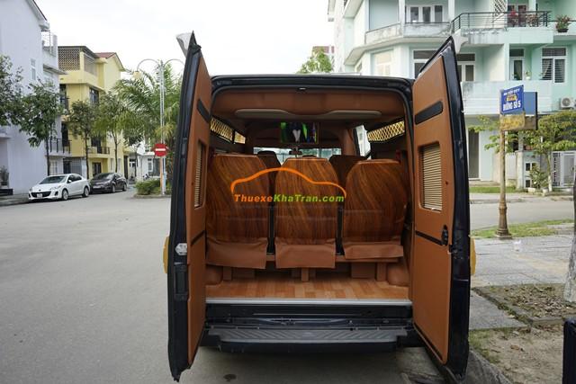 xe limousine từ đà nẵng đi đà lạt