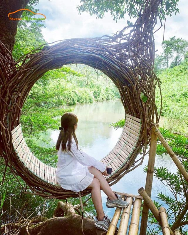 công viên ozo treetop park