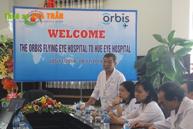 tổ chức quốc tế orbis