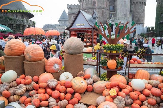 Lễ hội Halloween ở Bà Nà Hill