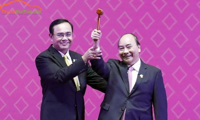 Việt Nam là Chủ tịch ASEAN năm 2020