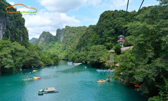 Tháng 3 đến tháng 9 là thời điểm lý tưởng để đi du lịch Quảng Bình