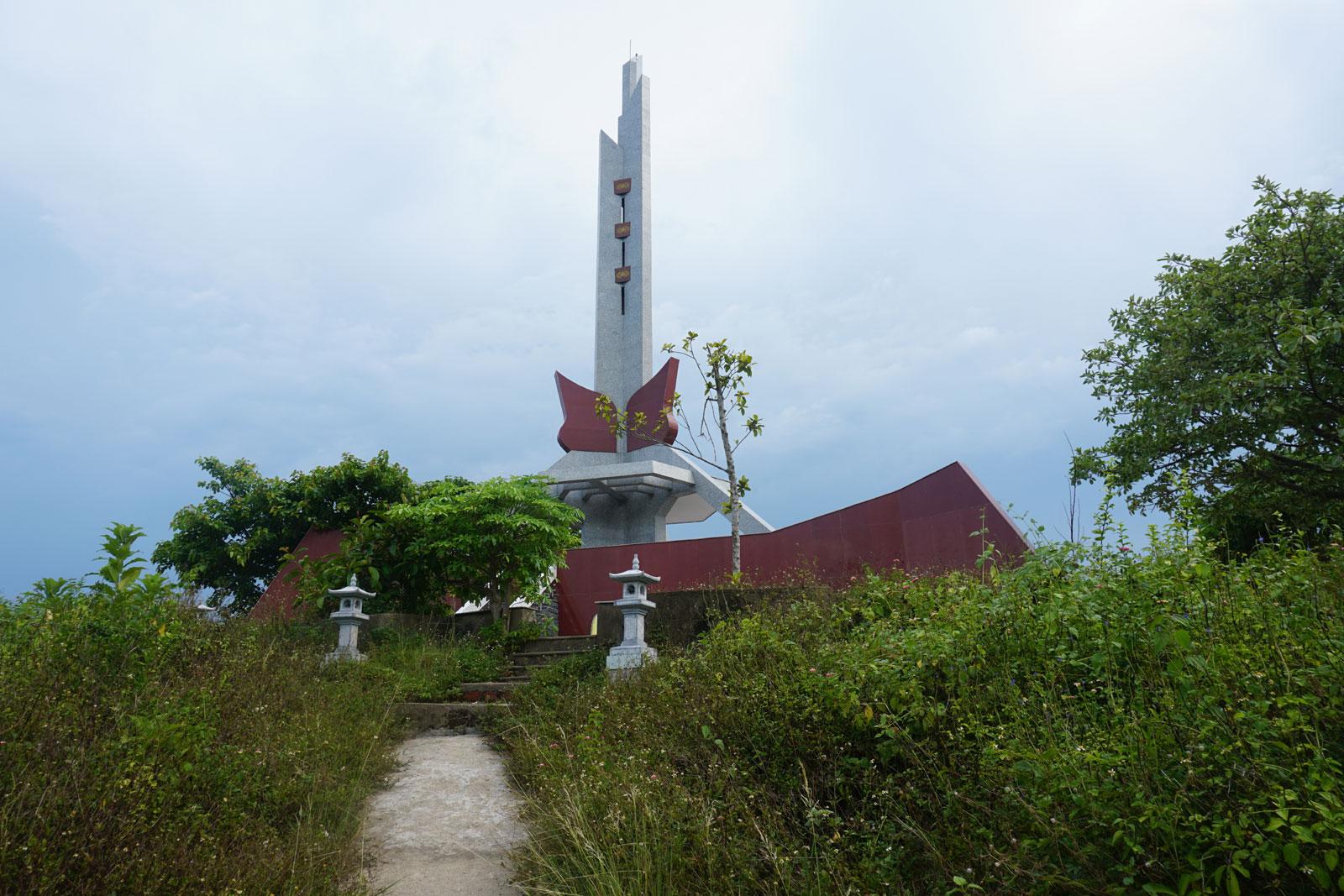 Đài tưởng niệm Cồn Cỏ
