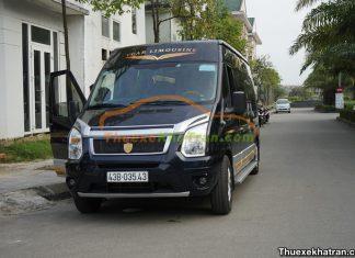 Thuê xe từ Huế đi Quảng Bình