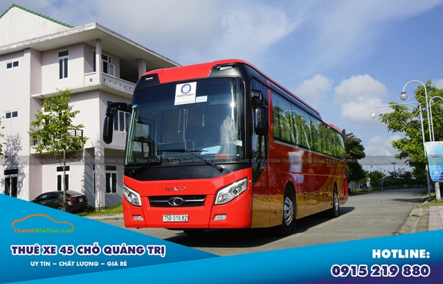 xe thaco bus