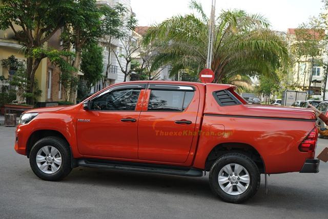 đánh giá xe bán tải Toyota Hilux