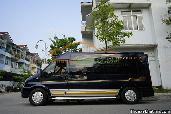 Thuê xe 9 chỗ Quảng Bình