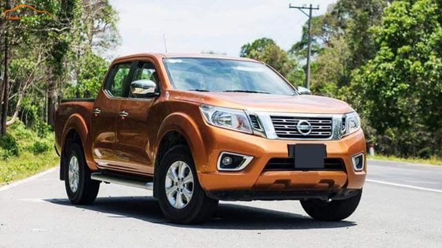 Xe bán tải Nissan Navara