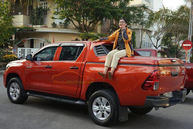 Thuê xe bán tải Bình Thuận