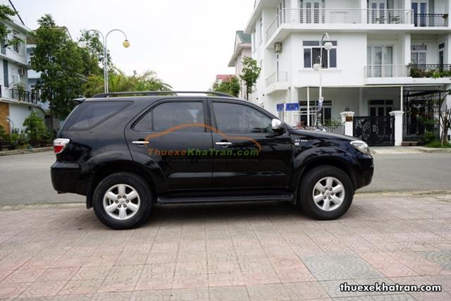 Thuê xe SUV 7 chỗ 2 cầu tại Bình Thuận